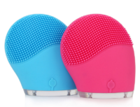 ELECTRIC VIBRATING SILICONE FACE CLEANSER